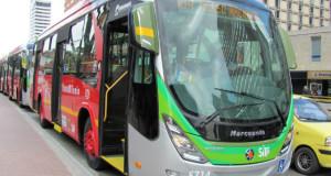 buses hibridos